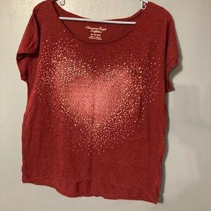 Heart Knit shirt